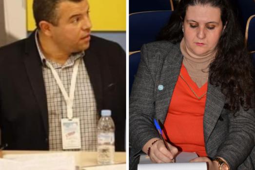 Les professeurs Amri et Hajjouji participent à une conférence de l'Institut allemand «Erich Brost» pour le journalisme international